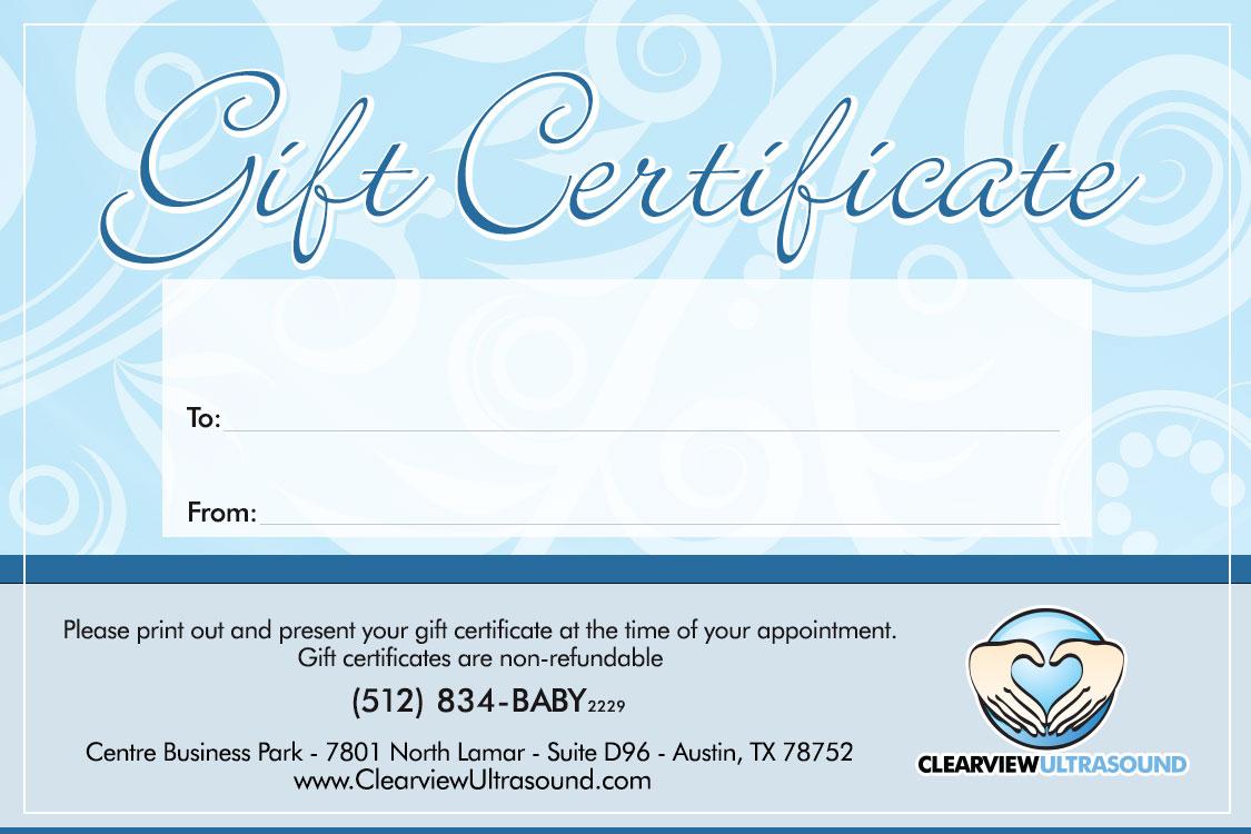Pregnancy confirmation 2d clearview ultrasound voucher option 1 altavistaventures Choice Image